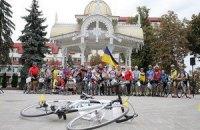 День Независимости на Сумщине отметили велопробегом