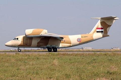 Україна підписала контракт на модернізацію Ан-74 ВПС Єгипту