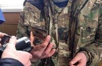 Во Львове военного медика задержали за взятку