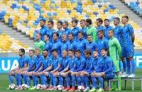 Сборные Украины и Италии сыграют товарищеский матч 10 октября