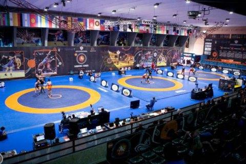 За день чемпіонат Європи з боротьби приніс Україні 4 медалі