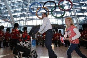 Голову НОК Сирії не пустили на лондонську Олімпіаду