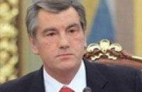 Ющенко расценивает переговоры по изменению Конституции как переворот