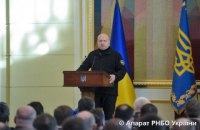 """Турчинов рассказал, откуда появился миф об """"американском спецназе"""" под Славянском"""