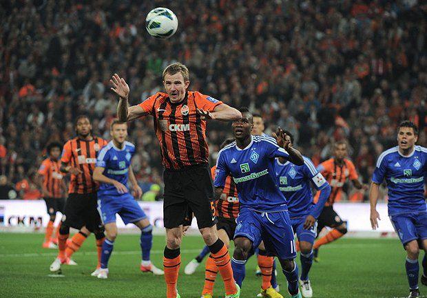 Александр Кучер на этот раз «Динамо» не забил, зато и забить почти не дал