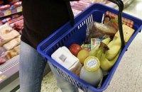 Рост розничных продаж впервые при Януковиче упал ниже 10%