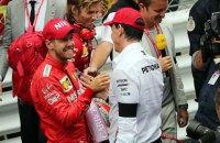 """Керівник """"Мерседес"""" у Формулі-1 стурбований новиною про завершення контракту Феттеля з """"Феррарі"""""""