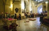 Єпископи РКЦ та УГКЦ закликали не зачиняти храми під час локдауну