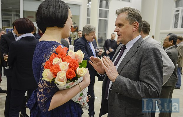 Соня Кошкина и Леонид Казаченко