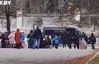 """В Минске задержали более 30 участников """"Марша медиков"""""""