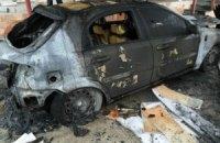 В Крыму журналисту угрожали, а потом сожгли его авто
