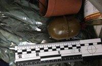 На автовокзале в Бахмуте задержали мужчину с гранатой