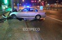 П'ятеро іноземців постраждали в ДТП у Києві (оновлено)