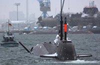На підводних човнах ВМС Німеччини встановлено софт компанії, що працює на армію Росії, – Bild