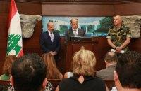 Президент Лівану заявив про перемогу над ІДІЛ