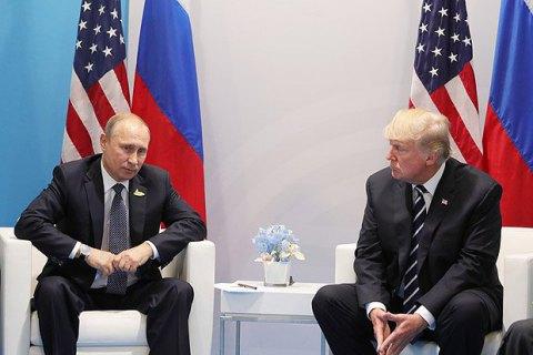 Отдельная встреча Трампа и Путина во Вьетнаме не состоится, - Белый дом