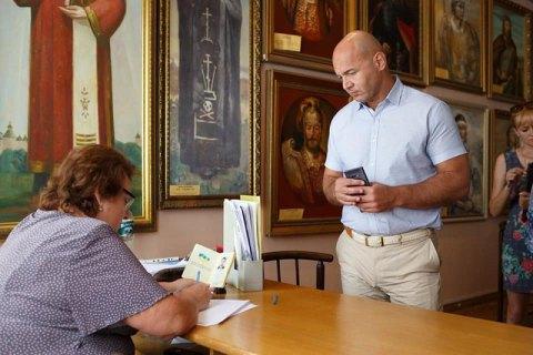 Кононенко, Мосийчук и Дубинский баллотируются в Раду в одном мажоритарном округе