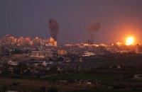 В Секторе Газа пострадал офис российского телеканала