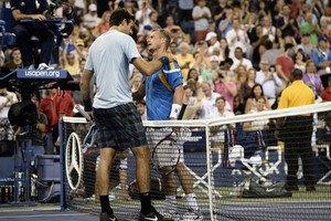 US Open, день пятый: Хьюитт отправил Дель Потро домой