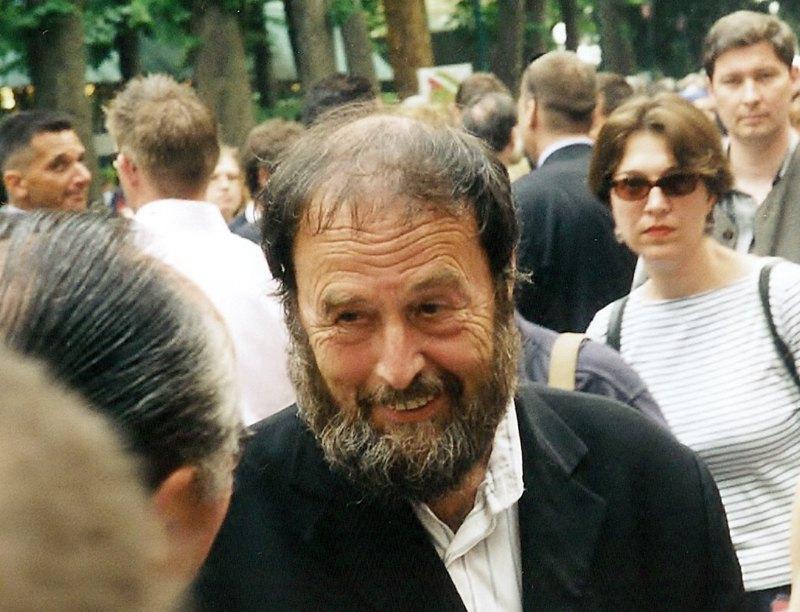 Куратор 49-ой венецианской биеннале Харальд Зееман