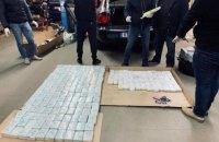 Під Києвом поліція затримала молдаванина з 100 кг героїну в машині