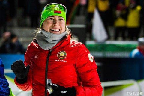 Сенсационной победой Алимбековой завершилась женская биатлонная спринтерская гонка на этапе Кубка мира