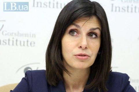Экс-депутат Виктория Пташник пошла на довыборы в Раду от партии Порошенко