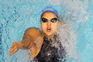 Плавание. Украинка завоевала четыре медали на Кубке мира в Москве