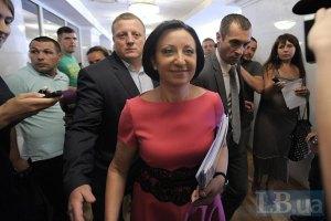 Герега открыла заседание Киевсовета