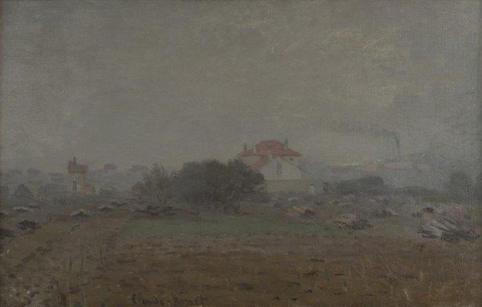 """""""Эффект тумана"""" (1872)"""