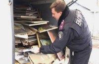 У Київській області спіймали злодіїв, які вкрали картин на 15 млн гривень