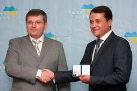 В Партию регионов вступил известный днепропетровский политик