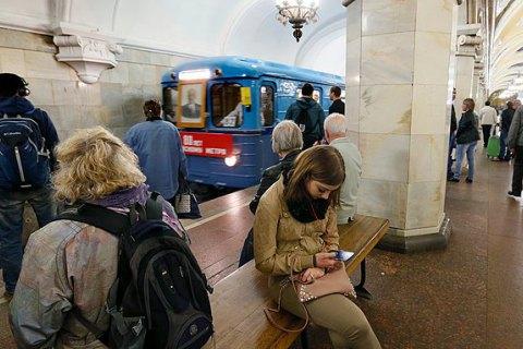 В московском метро студент напал на полицейского с разводным ключом