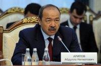 Прем'єр Узбекистану потрапив у ДТП