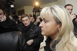 "Ирина Луценко:  власти ненавистно такое явление, как ""Луценко"""