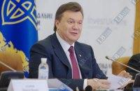 Митрополит готовится поздравить Януковича