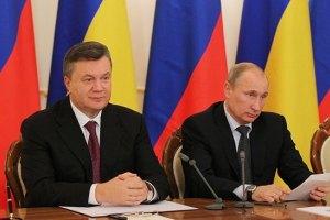 Янукович: купувати газ у Росії невигідно