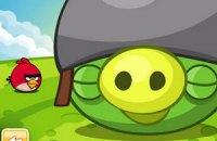 В новой Angry Birds зеленые свиньи смогут отомстить птицам