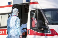 У Чернігівській області від коронавірусу помер чоловік, який намагався втекти з лікарні