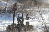 В Луганской области погиб военный в результате подрыва