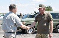 Делегація посольства США в Україні побувала в зоні ООС