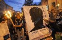 Акции в память о погибших журналистах прошли в пяти городах Украины