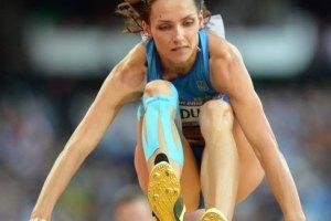 Саладуха признана лучшей спортсменкой марта