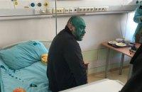 Фігуранта справи про вбивство Веремія знайшли в лікарні й облили зеленкою