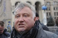На Майдан пришел Олег Калашников