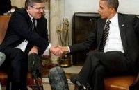 """Обама шкодує через обмовку про """"польські табори смерті"""""""