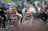Жители Николаевщины вызывают к себе Януковича с Пшонкой