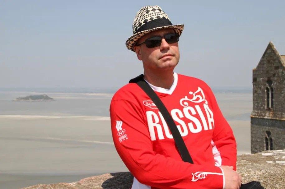 Павел Зинов