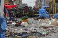 За три дні карнавальних свят у Болівії загинули 40 людей, понад 100 постраждали