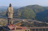 В Индии открыли самую высокую в мире статую
